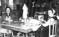 Emma Curotte et Mlle Beaubien ont vécu ensemble jusqu'à la mort de cette dernière